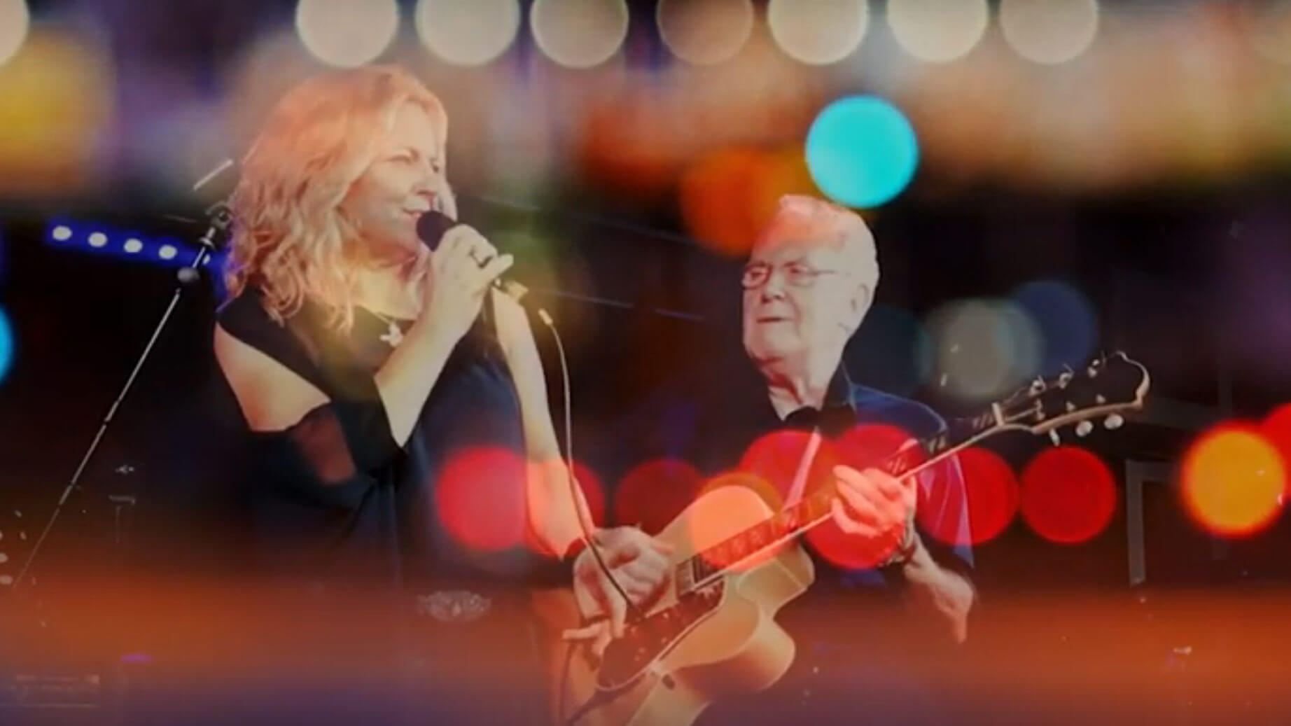 "Claire Martin w/ Jim Mullen - ""Close Enough For Love"""