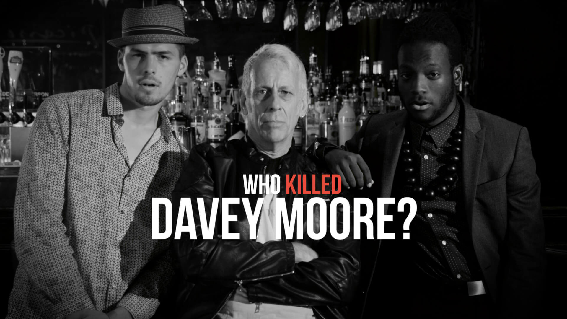 "Joe Locke ""Who Killed Davey Moore"""